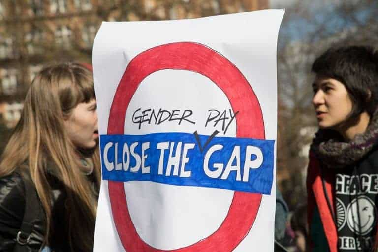 What Is the Future of the Gender Pay Gap?