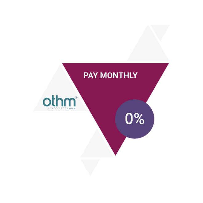 OTHM Diploma course pay monthly