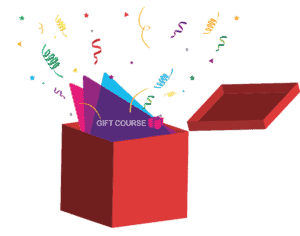 course as a gift