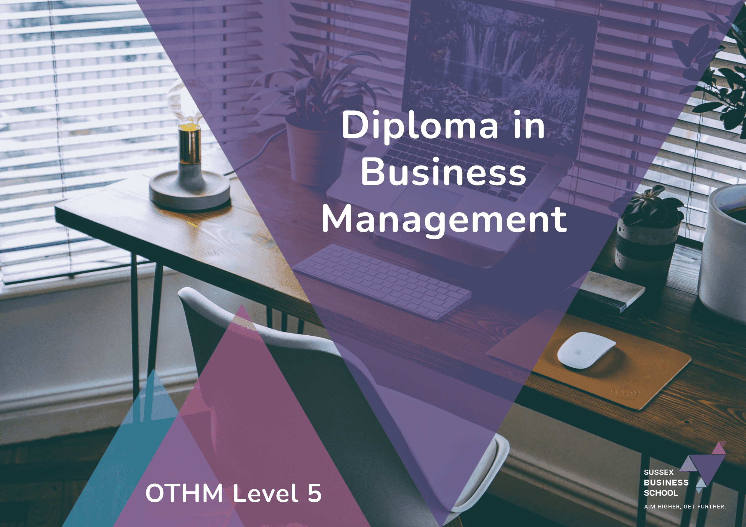 othm level 5 diploma in business management info pdf