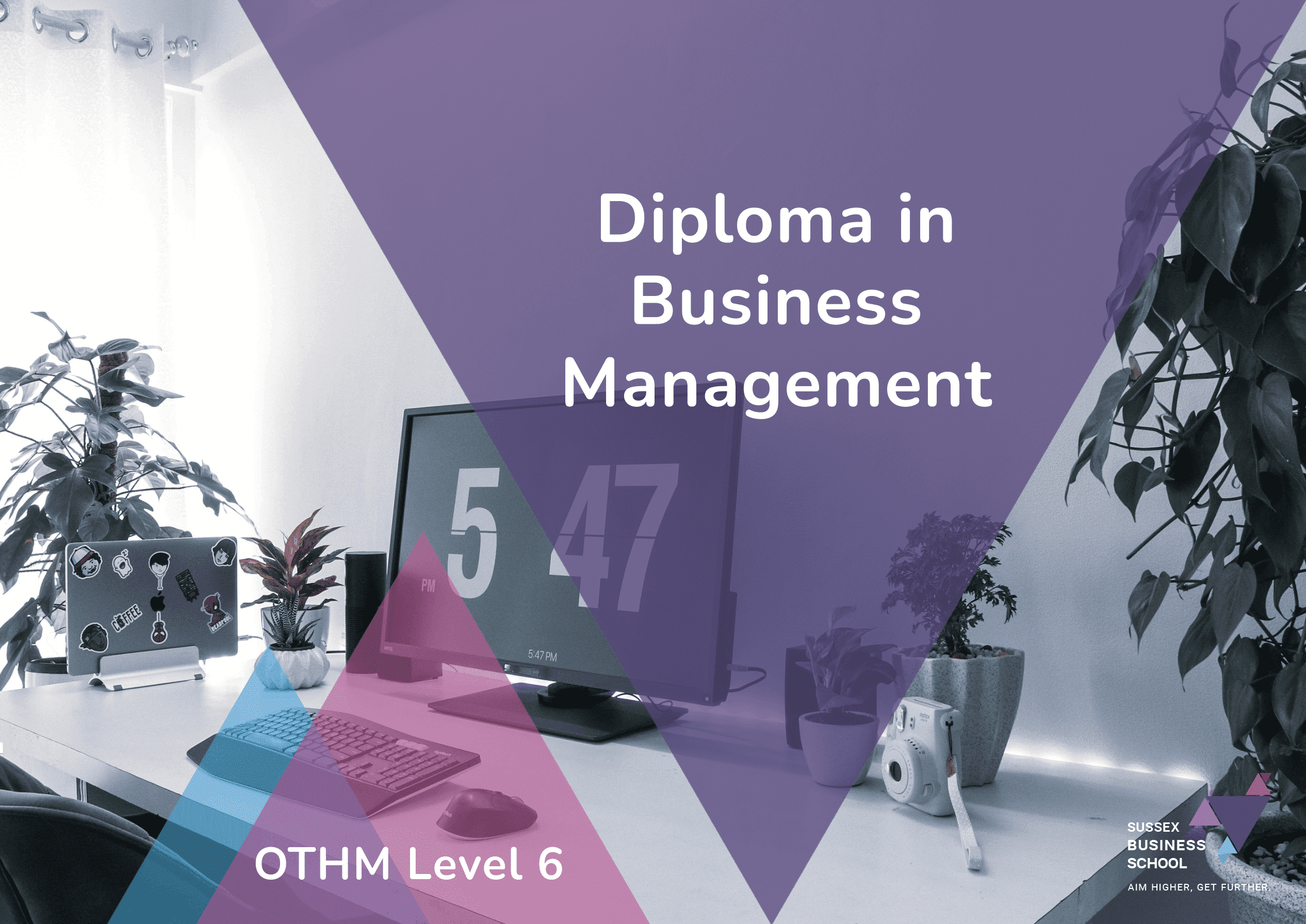 othm level 6 diploma in business management info pdf